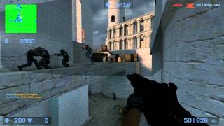 Counter-strike: Source - Minas Tirith - Zombie Escape - Part 2 Main Gate