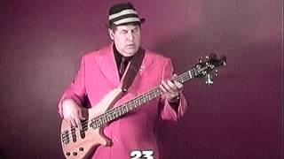 40 Top Pop & Funk Bass Lines