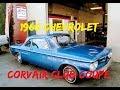1960 Chevrolet Corvair 700 Club Coupe ***SOLD*** San Luis Obispo, CA