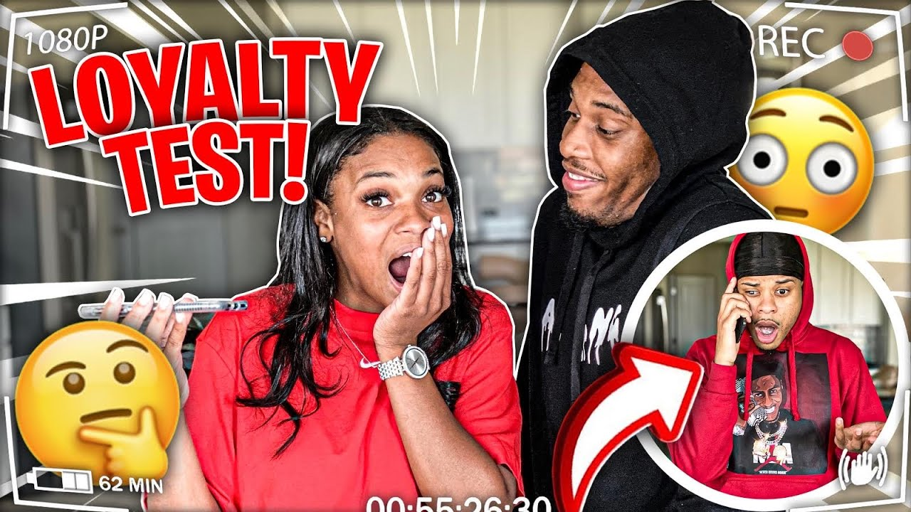 LOYALTY TEST PRANK ON MY BOYFRIENDS BROTHER | LEX AND JACK