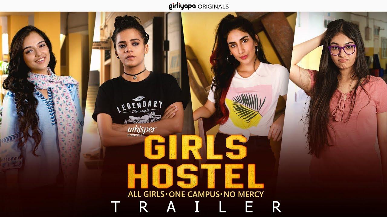 Download Girls Hostel | Official Trailer || Girliyapa Originals