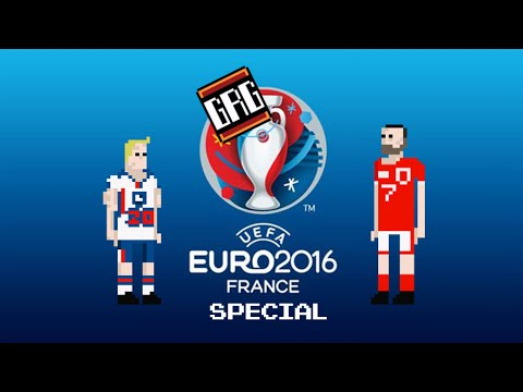 UEFA Euro 2016 Celebration Special - Grumpy Retro Gamers Episode 17