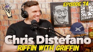 Chris Distefano: Riffin With Griffin #GirlDad