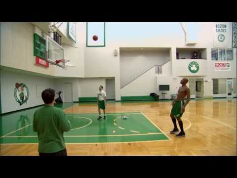 Ray Allen and The Art of the Jump Shot