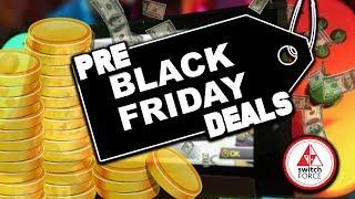 Pre Black Friday Deals 2018 Nintendo Switch Deals MISSING? (Pre Black Friday 2018 Gamestop, Target)