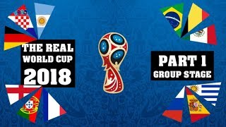 Video WorldCup Countryballs Race | THE REAL WORLD CUP 2018 - Part 1 download MP3, 3GP, MP4, WEBM, AVI, FLV Agustus 2018