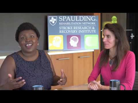Spaulding Stroke Research and Recovery Institute Video Series: Dr. Elizabeth Frates