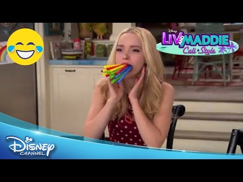 Liv And Maddie | Voice-A-Rooney | Disney Channel Canada
