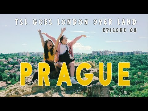 Exploring Prague & Truffle Hunting | Singapore To London OVER LAND! | EP 2