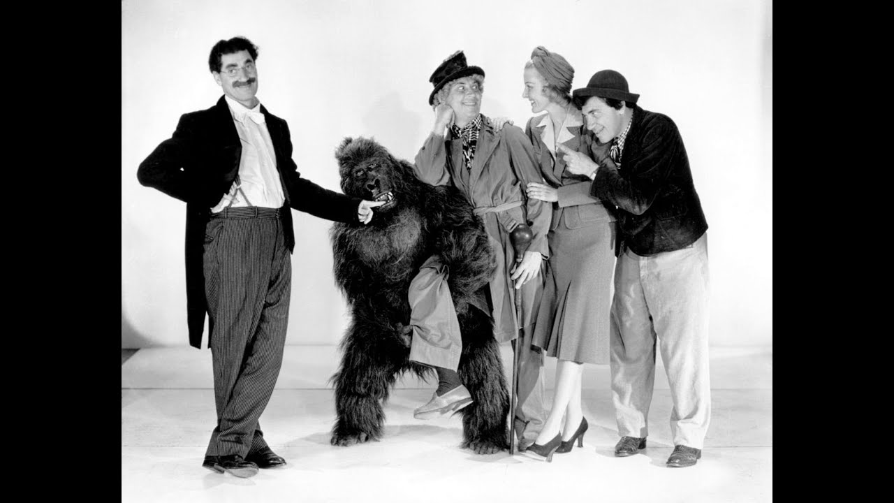 John Landis on THE MARX BROS. AT THE CIRCUS