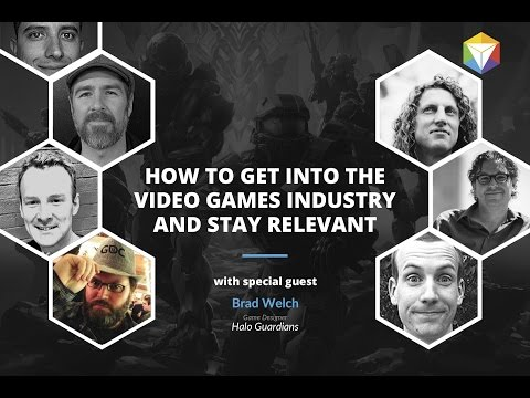 How to get into the Video Games Industry and Stay Relevant