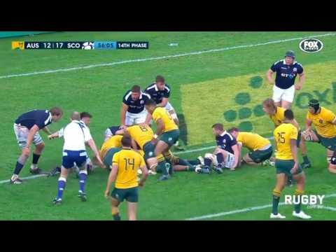 Australia vs Scotland | HIGHLIGHTS HD
