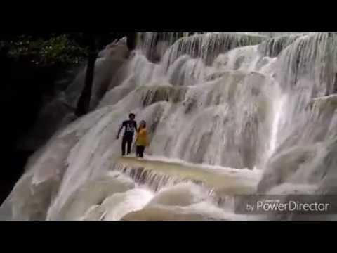 Kaparkan Falls, Abra