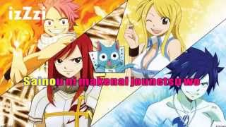 Anime - Fairy Tail Type - Ending 10 Song - Boys Be Ambitious Send R...