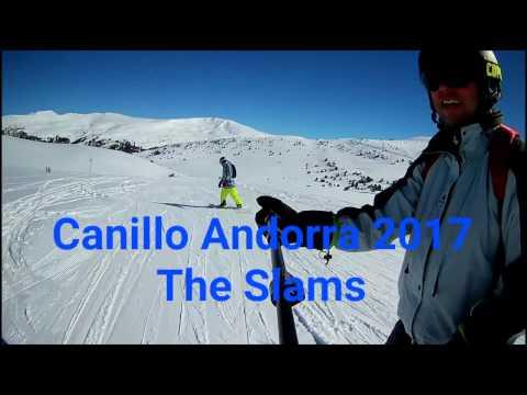 Canillo Andorra 2017 The Slams