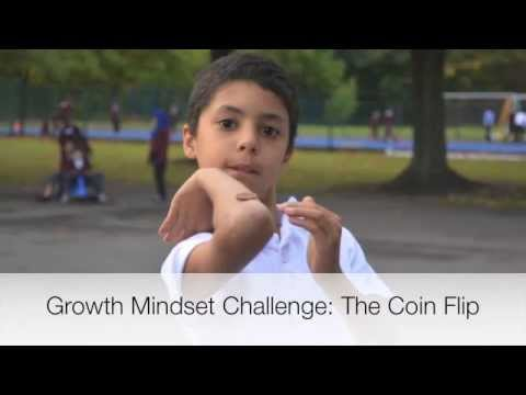 Growth Mindset Challenge 2- The Coin Flip!