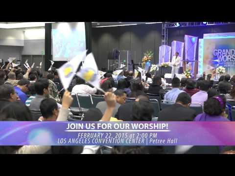 U.S. District Convention 2015 - Worship Invitation (English)
