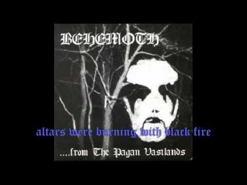 Behemoth- Thy Winter Kingdom (Lyrics) (HD)