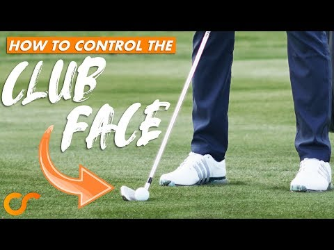 HOW TO CONTROL THE CLUB FACE IN THE GOLF SWING