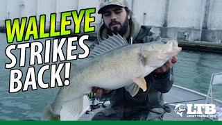Walleye Strike Tips!