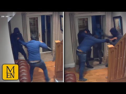 JJ Ryan - WATCH: Man Fights Off 4 Armed Robbers With Bare Hands