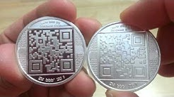 "The Bitcoin Silver Rounds - I like ""Different"""