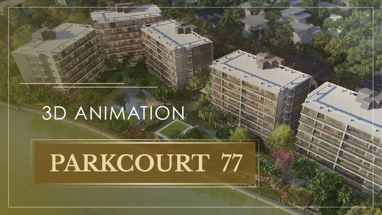 Park Court 77 - 3D Animation