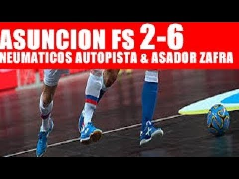 ASUNCION FS 2 - 6 NEUMATICOS AUTOPISTA & ASADOR ZAFRA || DIVISION DE HONOR BADAJOZ