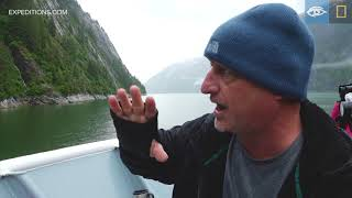 Black Bear Mealtime | Alaska | Lindblad Expeditions-National Geographic
