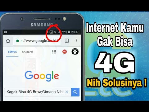 Your Smartphone Can not Access 4G? It's How to Fix It