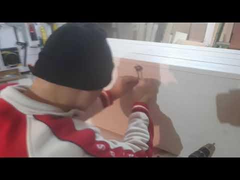 Cassapanca in legno fai da te 2 2 youtube for Cassapanca fai da te