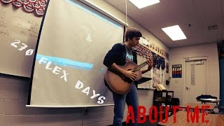 ABOUT ME IN ENGLISH // 270 FLEX DAYS // USA