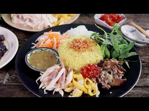 Chicken Rice in Hoi An