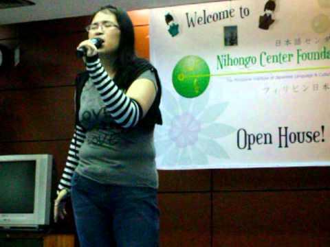 AI NANTE karaoke contest 2010 OPEN HOUSE