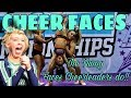 Funny CHEER FACES - CHEERLEADERS Relate + compilation of the Best AKA Funniest CHEER FACE FAILS 2018