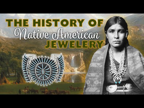 The History Of Native American Jewelry