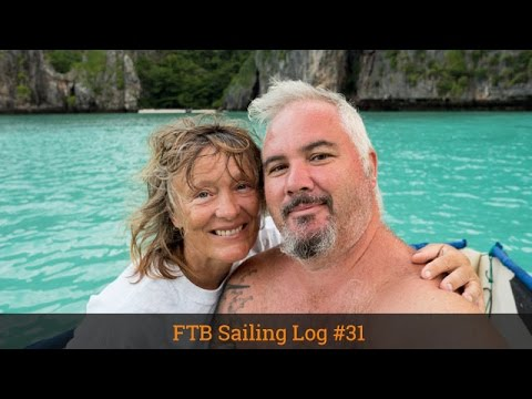 LIZ LEAVES JAMIE + BUYING A NEW DINGHY! Ep 31