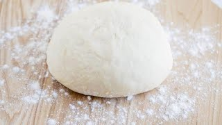 Homemade Pizza Dough. Pizza Dough.The secret in making the perfect pizza dough.