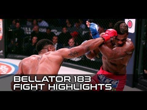 Paul Daley Lands Bone-Crushing KO at Bellator 183 (FULL Event Fight Highlights)