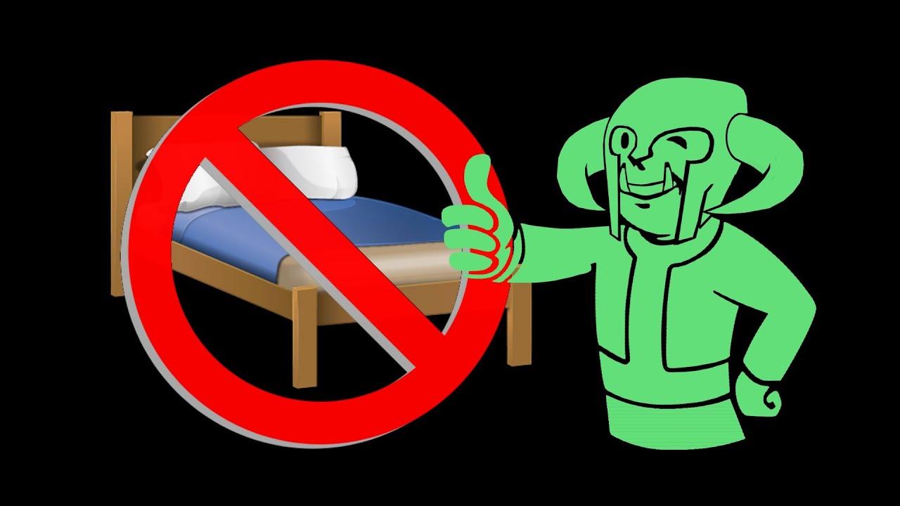 SURVIVAL QUICK SAVE - No Sleep Till Bedtime at Fallout 4