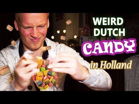 Dutch Snacks Review in Amsterdam