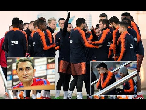 Barcelona haven't dipped claims Valverde as leaders prepare for Girona thumbnail