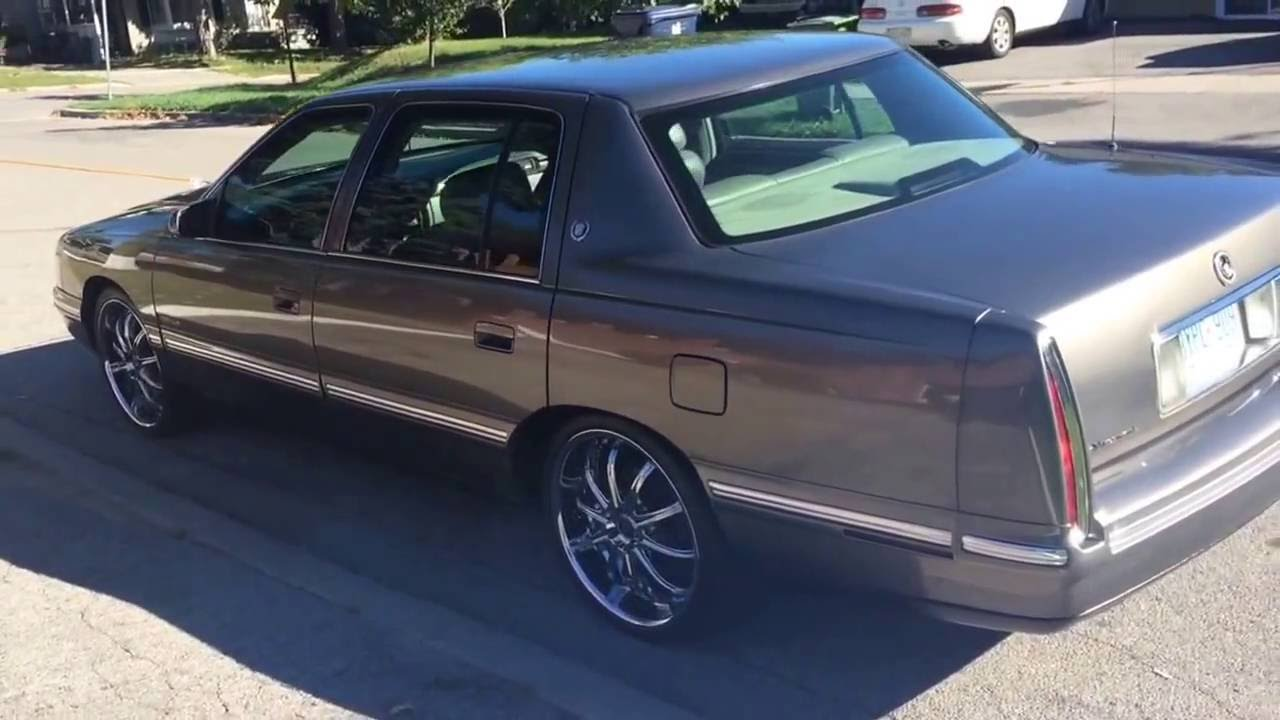 medium resolution of 1998 cadillac deville for sale north star engine