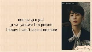 SEVENTEEN (세븐틴) - Fear (독) Easy Lyrics
