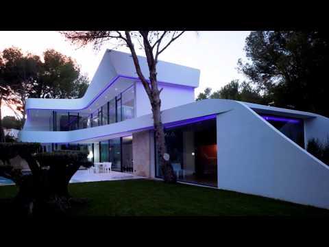 Luxury Contemporary Villa for Sale Altea