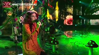 Bella Ferraro  Brother   Live Show 1   The X Factor 2012   YouTube