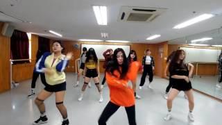 한림예고 실용무용과 J-Pac Waacking Choreography Class Video at Hanlim Art School