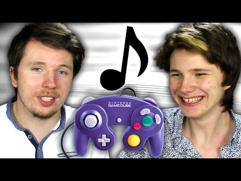 JEUX VIDEO   Quizz musical