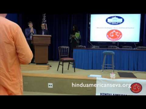 Vedic Chanting White House