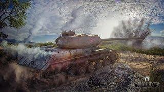 Мистический бой на ИС в World of Tanks (Всё самое интересное в конце!)